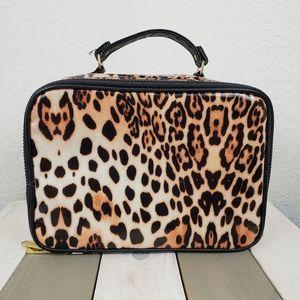London SoHo NY | Leopard Make Up Case
